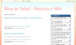 Blogdelasalud-noticiasymas.blogspot.mx thumbnail