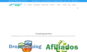 Dropshippingshop.info thumbnail