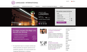 Languageinternational.cl thumbnail