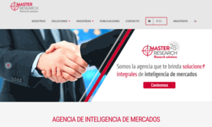 Masterresearch.com.mx thumbnail