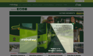 Metrolinea.gov.co thumbnail