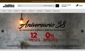 Mueblesyaccesorios.com.co thumbnail