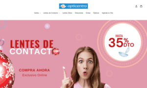 Opticentro.co thumbnail