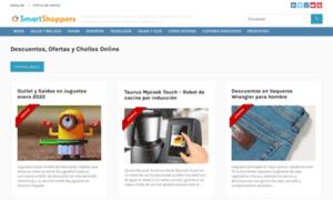 Smart Shoppers (Smartshoppers.es) - SmartShoppers ⋆ Descuentos ... c0ee8bc1633b2