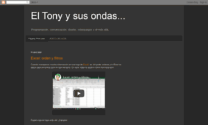 Tony-valderrama.blogspot.cl thumbnail