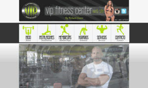Vipfitnesscenter.com.ve thumbnail